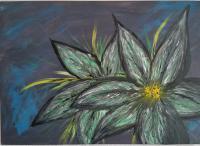 schilderij flowers