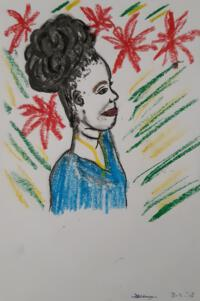 Surinaamse vrouw