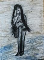 schilderij ;spiegeling