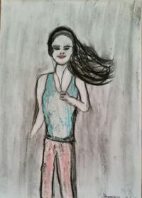 hardlopende-vrouw